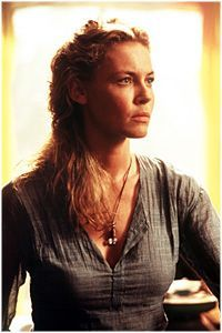 Connie Nielsen as cat